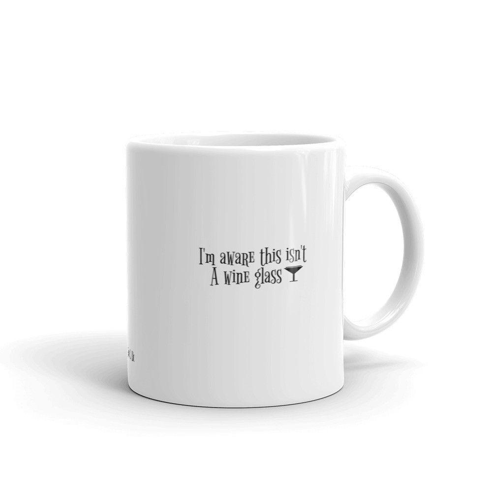 Im aware Mug