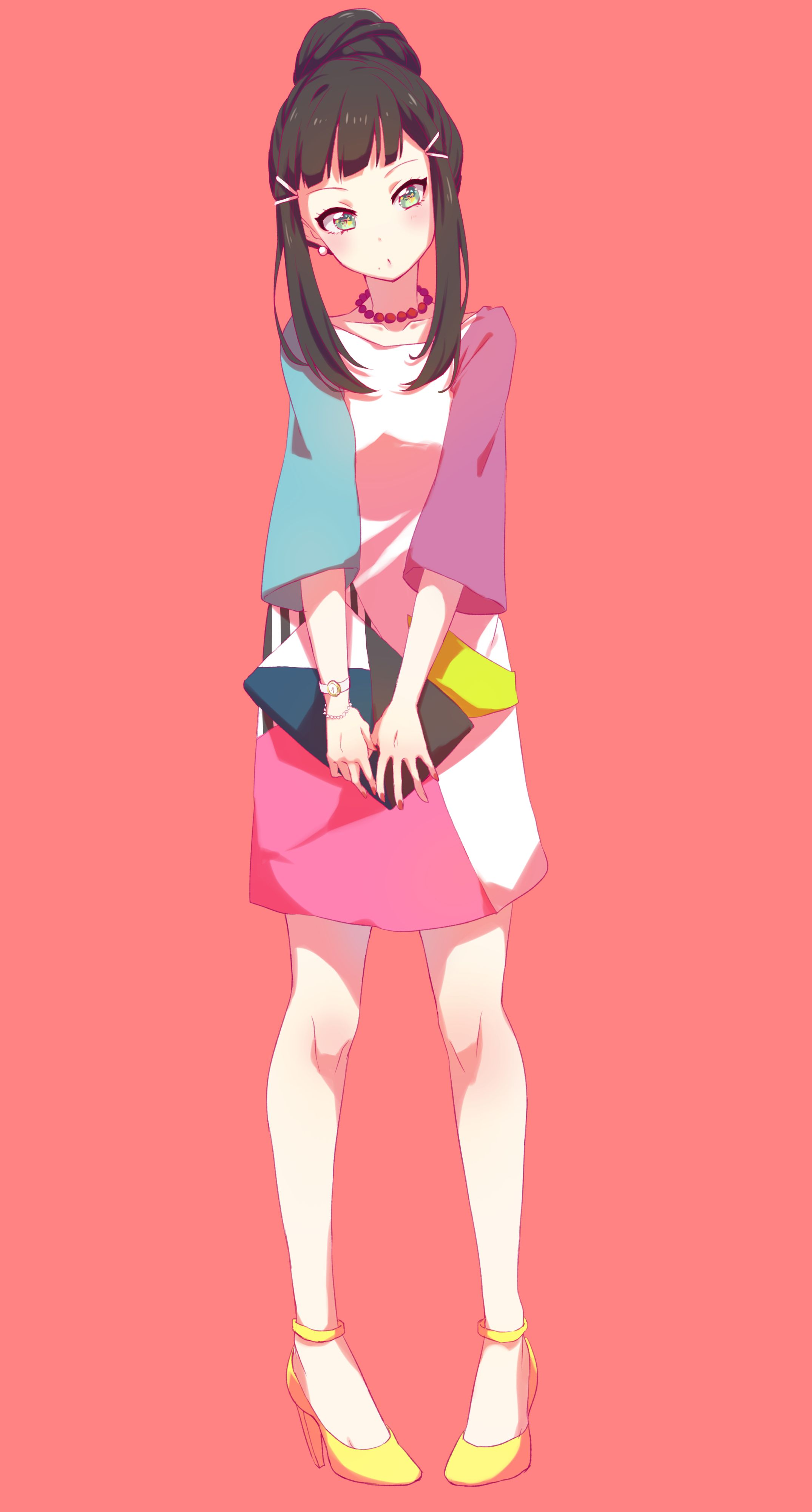 Pinterest(画像あり) アニメの女の子