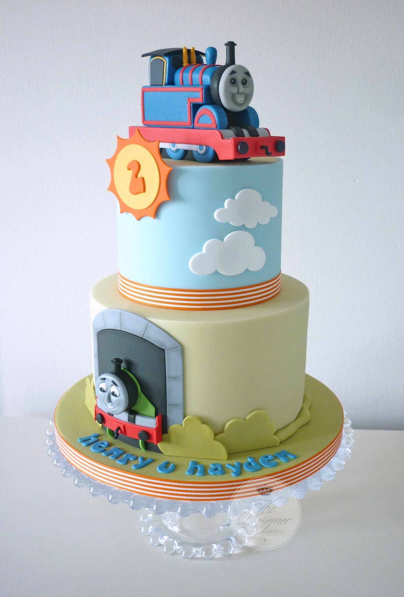 Thomas The Tank Engine Birthday Cake Birthday Cakes Engine And - Thomas birthday cake images