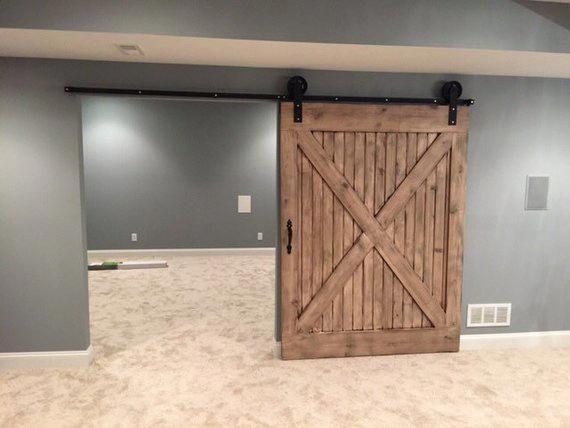 Large Sliding Barn Doors Double Door Barn Door Hardware Hardware