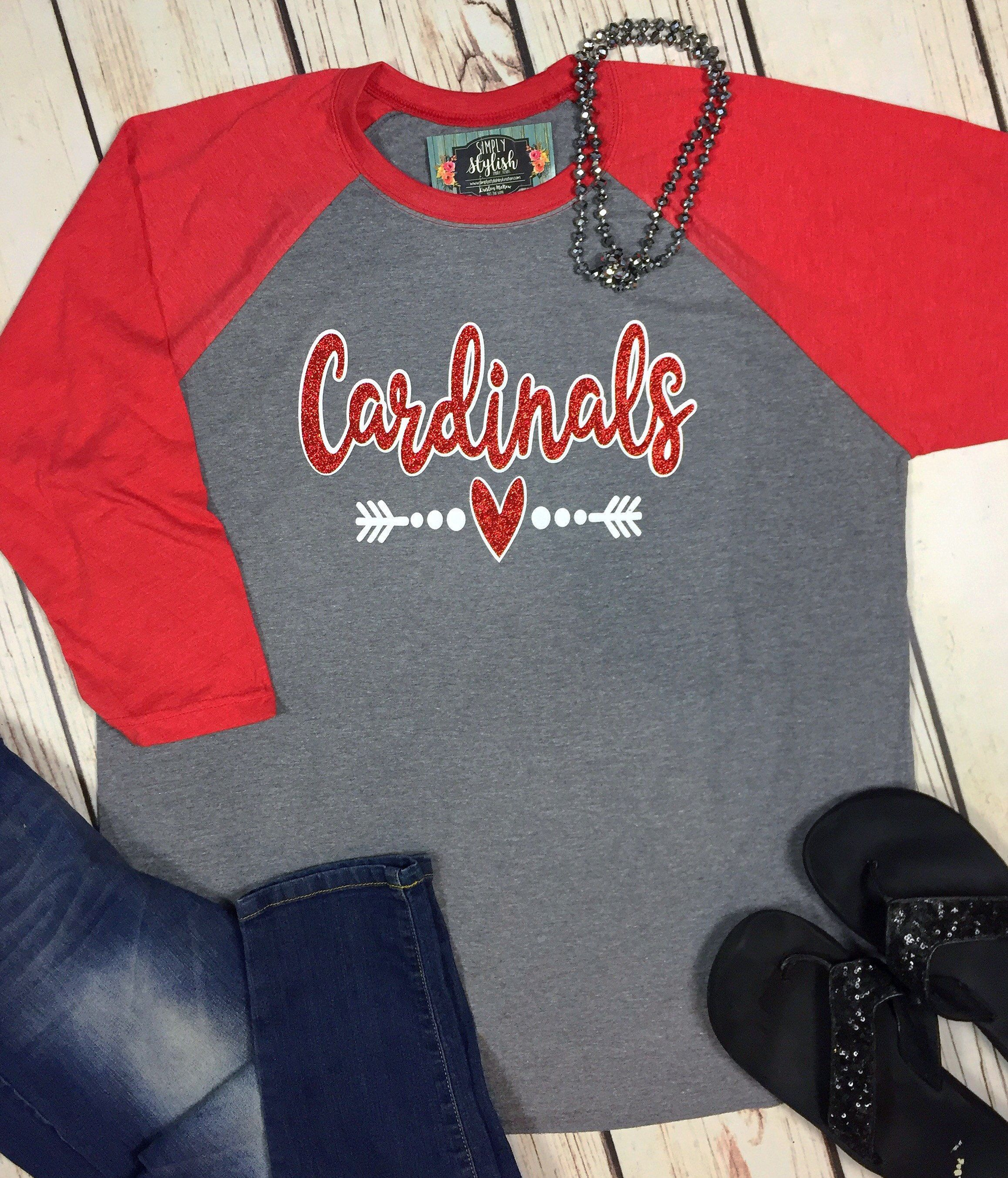 custom cardinals shirt