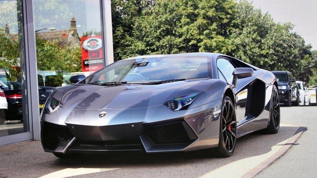 New 2022 Lamborghini Aventador Scooped Car Magazine