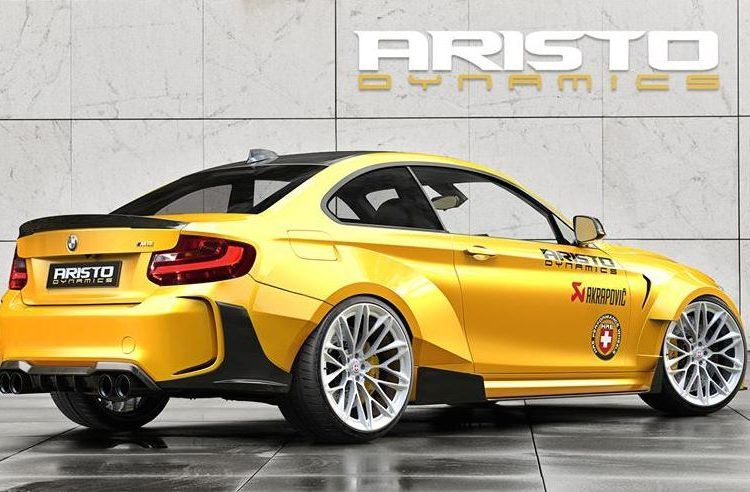 image of Aristo Dynamics BMW M2 2 750x492