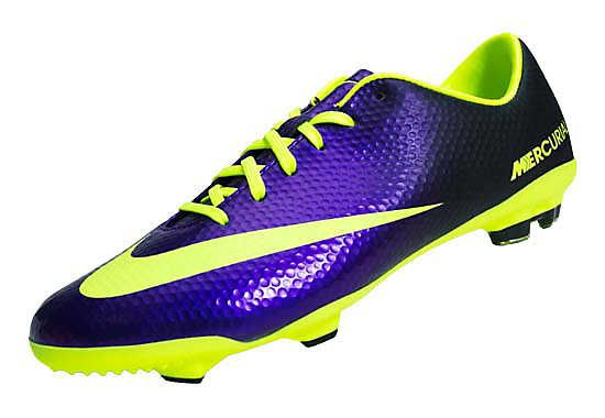 Nike Youth Mercurial Vapor Ix Fg Soccer Cleats Electro Purple And Volt On Sale At Soccerpro Now Best Soccer Shoes