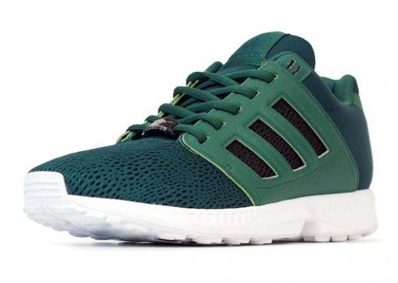 Adidas Zx Flux Green
