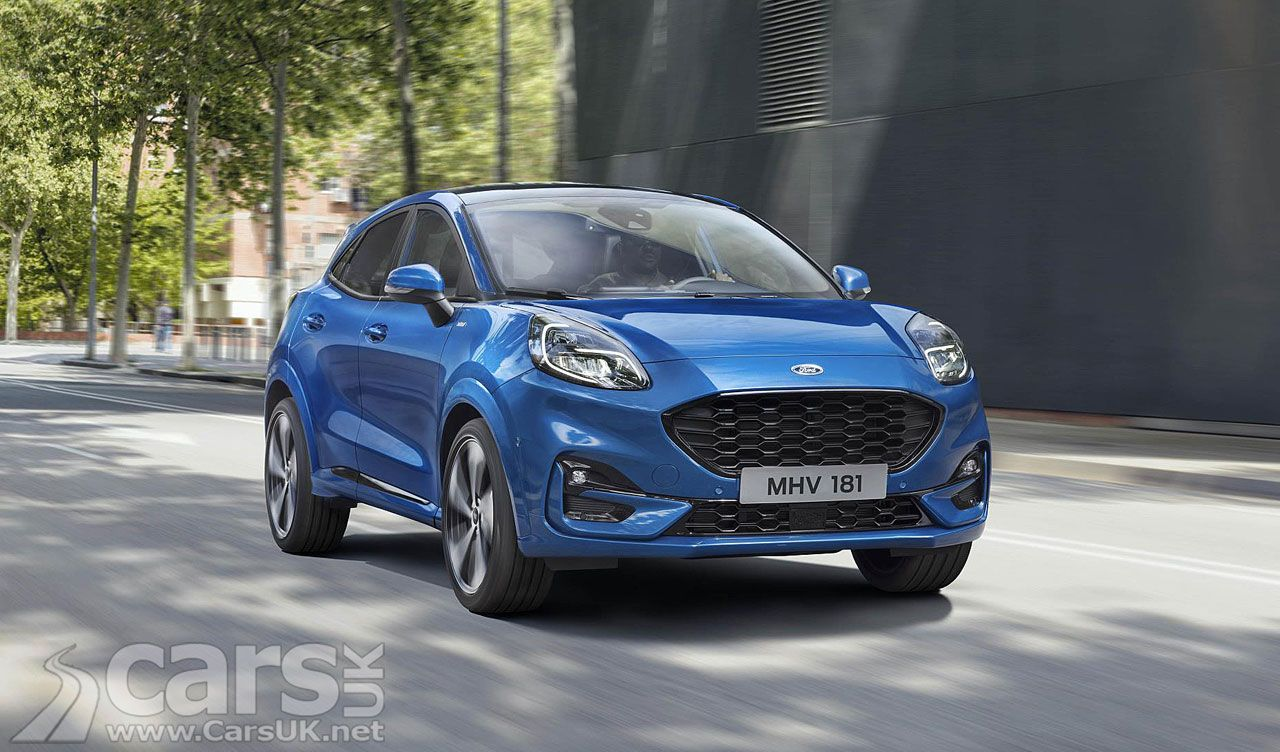 Ready To Buy A New Ford Puma Suv Then It Ll Have To Be A Puma Titanium First Edition Ford Puma Car Ford Small Suv
