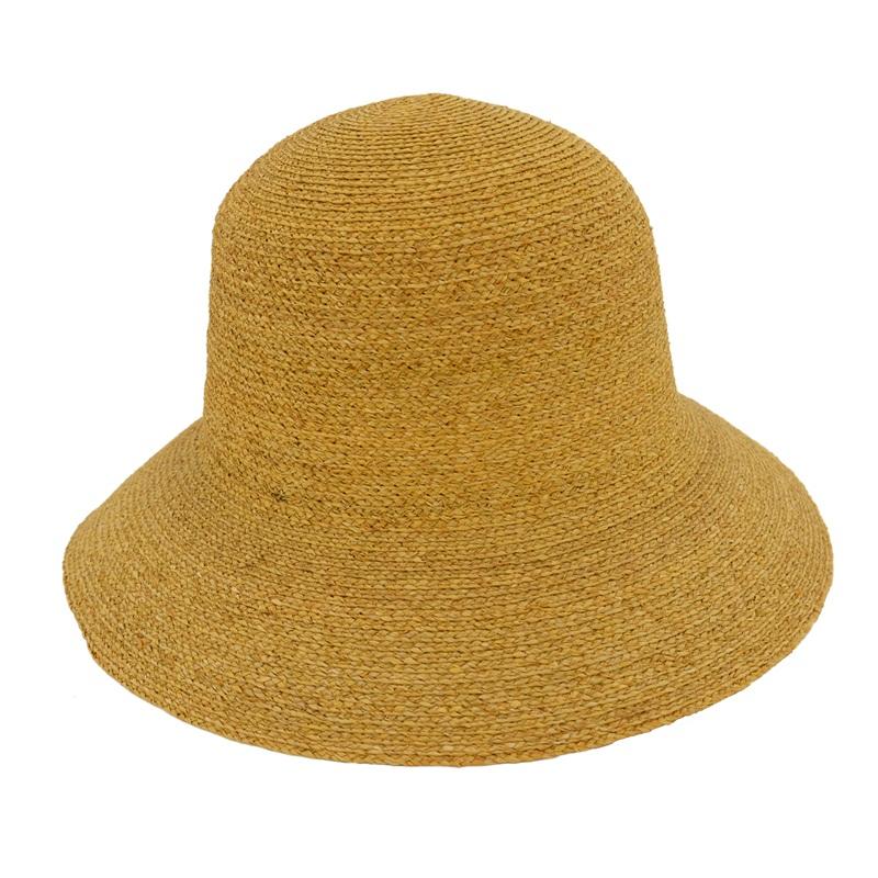 Fashion Raffia Braid Straw Bucket Hats Floppy Hat Straw Hat Raffia