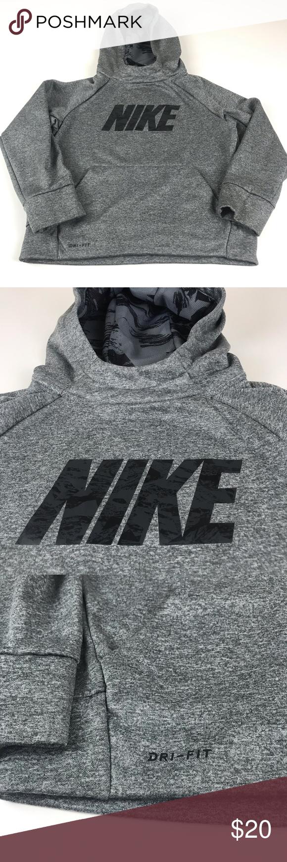 Nike Therma Colorblock Graphic Camo Hoodie Sz S Hoodies Camo Hoodie Sweatshirt Jacket [ 1740 x 580 Pixel ]