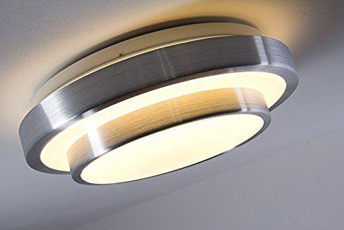 LED Deckenlampe Sora rund 880 Lumen 12 Watt 3000 Kelvin warmweiss - deckenlampe für badezimmer