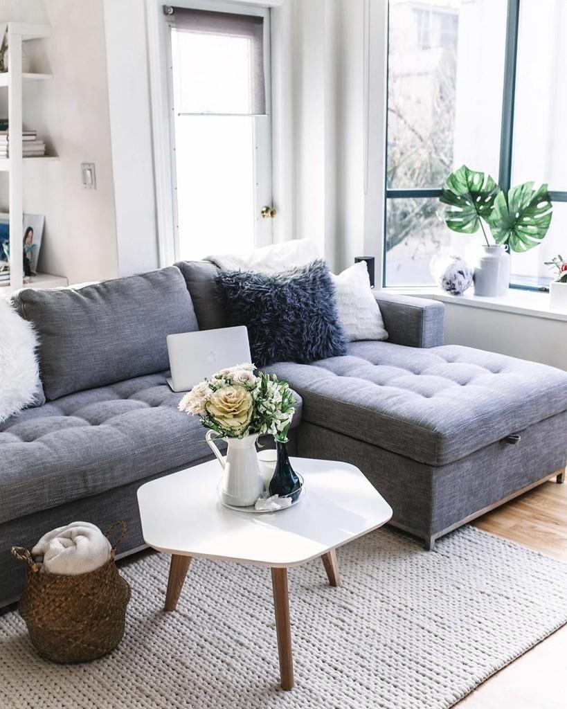 Pin On Gray Sofa