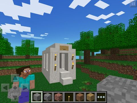 App Shopper Minecraft Pocket Edition Games Iphone Games - Minecraft edition spiele