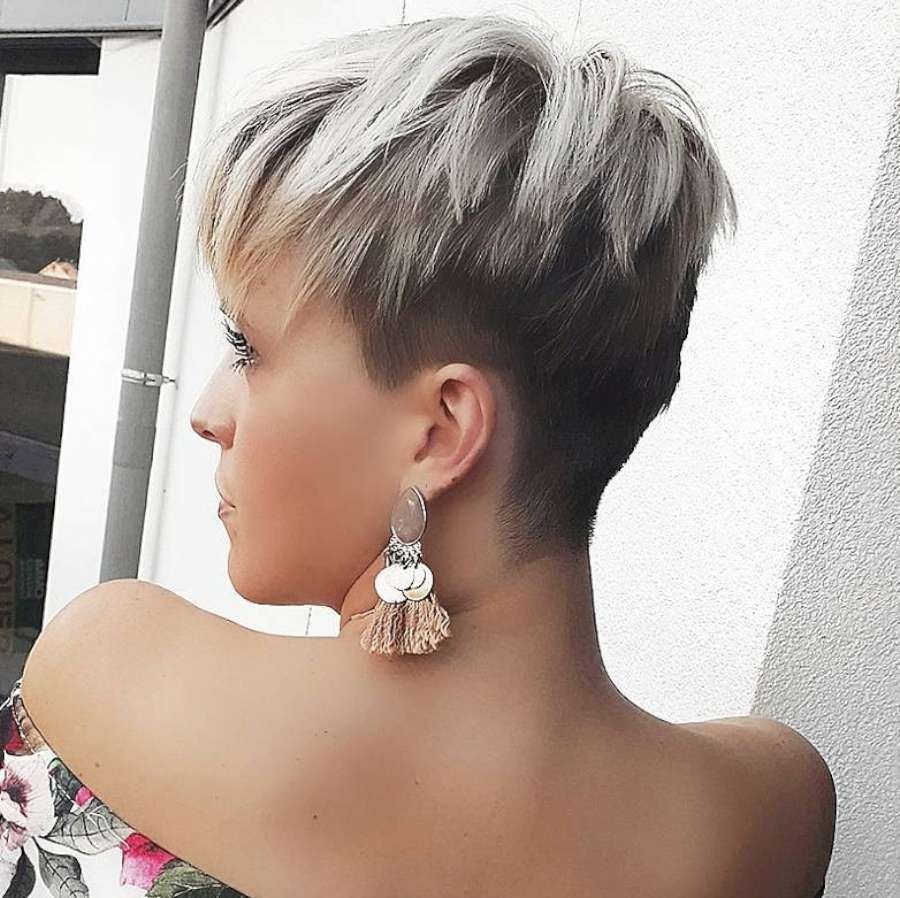 Short hairstyle short hair pinterest hairstyles
