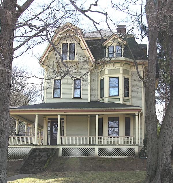 Exterior Paint Ideas For Older Homes: Historic Paint Colors Exterior
