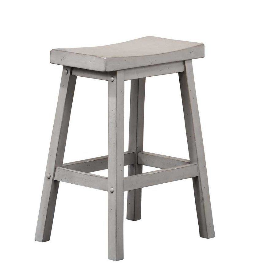 Rutledge Saddle 24 Barstool Set Of 2 Bar Height Stools Bar Stools Counter Height Stools