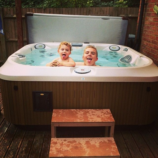 School\'s out, the tunes are pumping from the Jacuzzi and the toddler ...