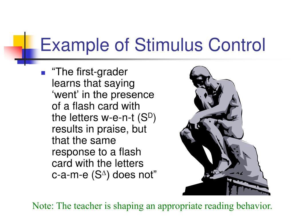 Stimulus Control Aba Google Search Applied Behavior Analysis Behavior Analysis Flashcards