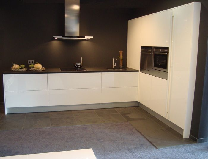 Greeploze Design Keukens : Greeploze design keuken consenza for keuken pvg in