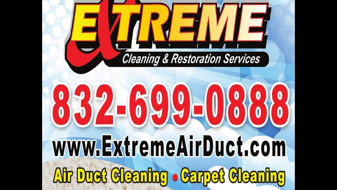Steam Cleaning by Extreme air duct cleaning and