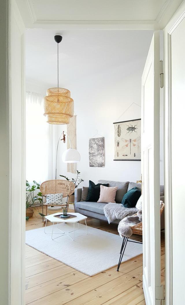 Neue Farben im #Wohnzimmer #livingABC #couch #scandi... in 2019 ...