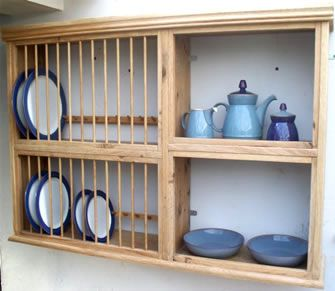 Oak Plate Racks | The Plate Rack Co. - Hand Crafted Bespoke Kitchen Furniture & Oak Plate Racks | The Plate Rack Co. - Hand Crafted Bespoke Kitchen ...