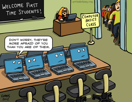 Computer Jokes   WittyLeak # 6 Most Hilarious Computer Jokes