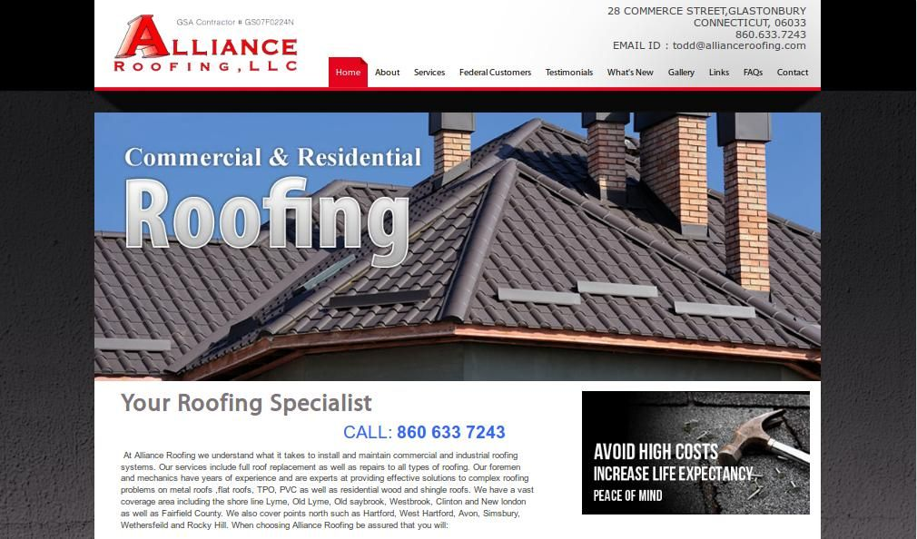 Hartford Roofing Company Glastonbury Roofing Contractor Roofing Systems Roof Problems Roofing