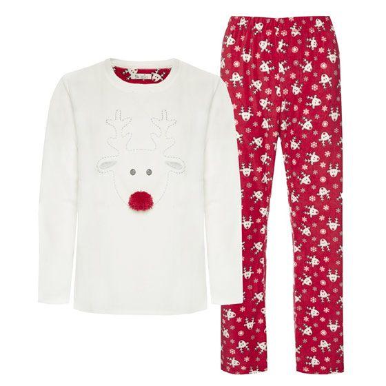 4c74deeaa2 Primark pijama de mujer invernal