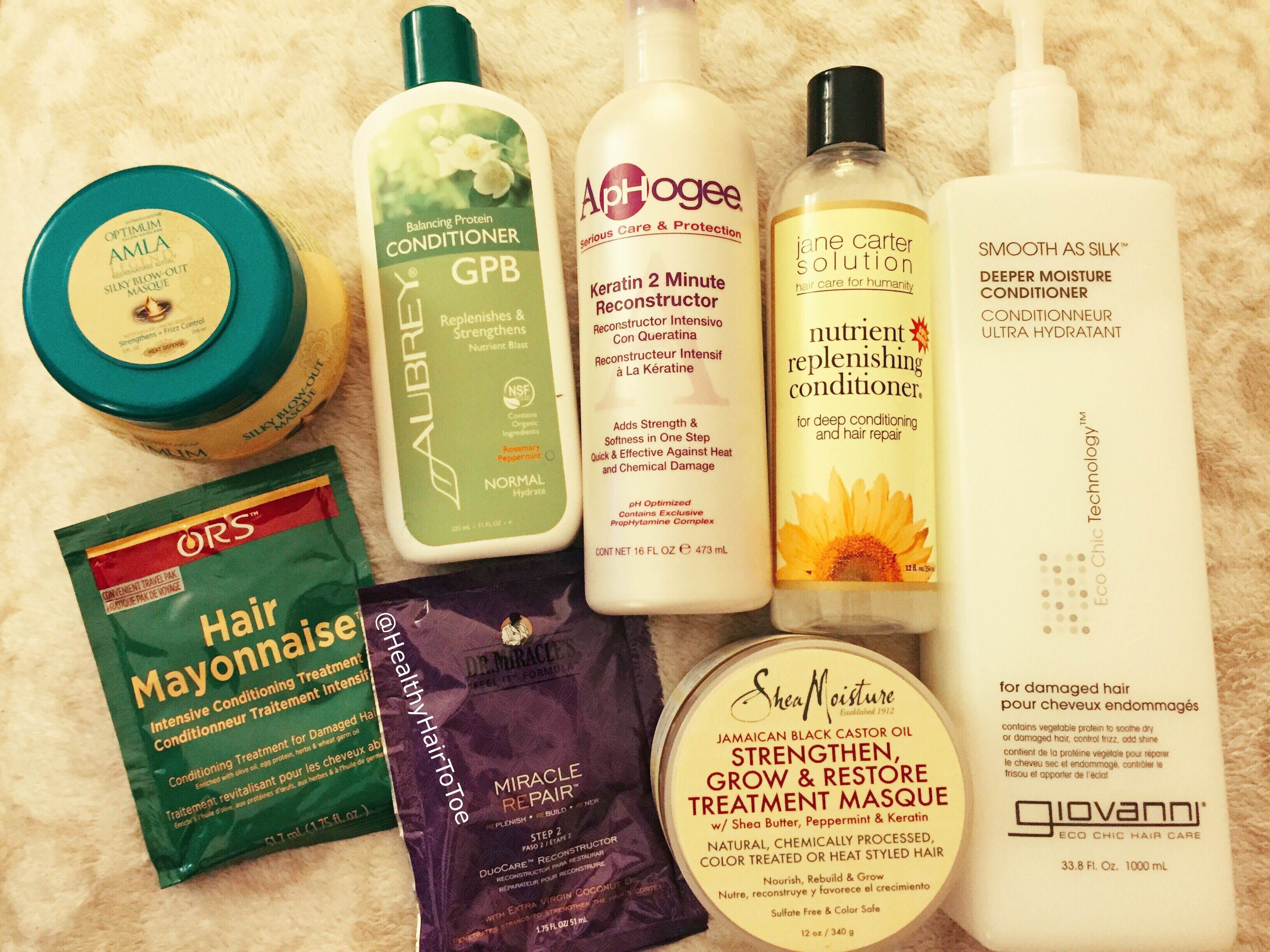 Natural Hair Protein Treatment Protein Hair Vegan Relaxed Hair - Best hair products for curly hair