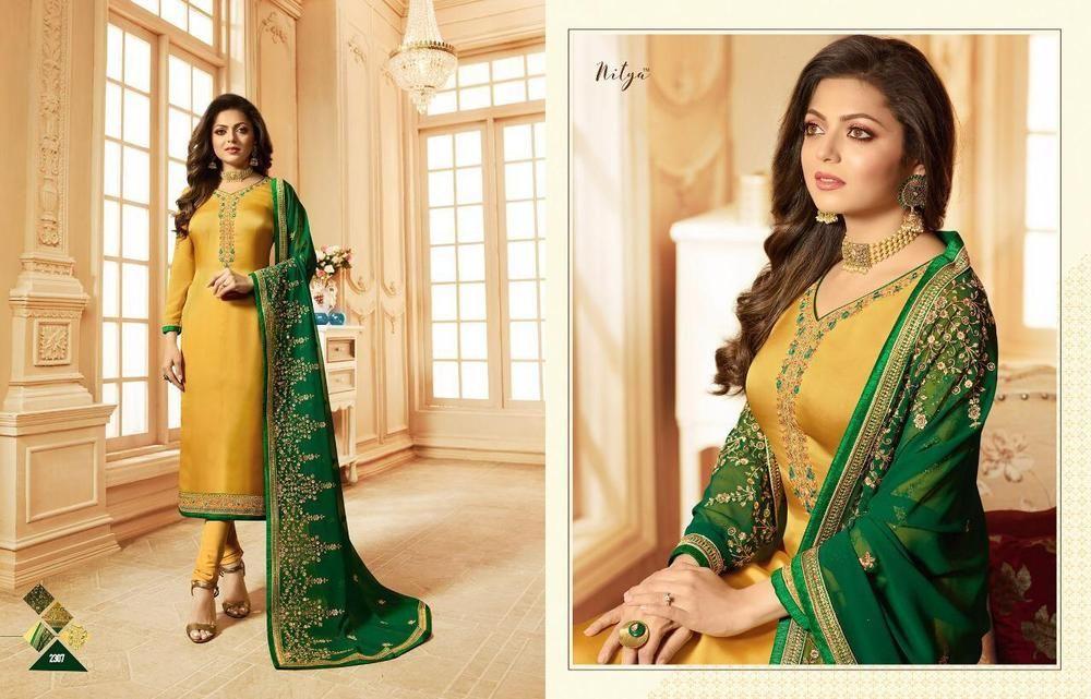 Pakistani Bollywood Designer Suit Indian Ethnic Anarkali Salwar Kameez