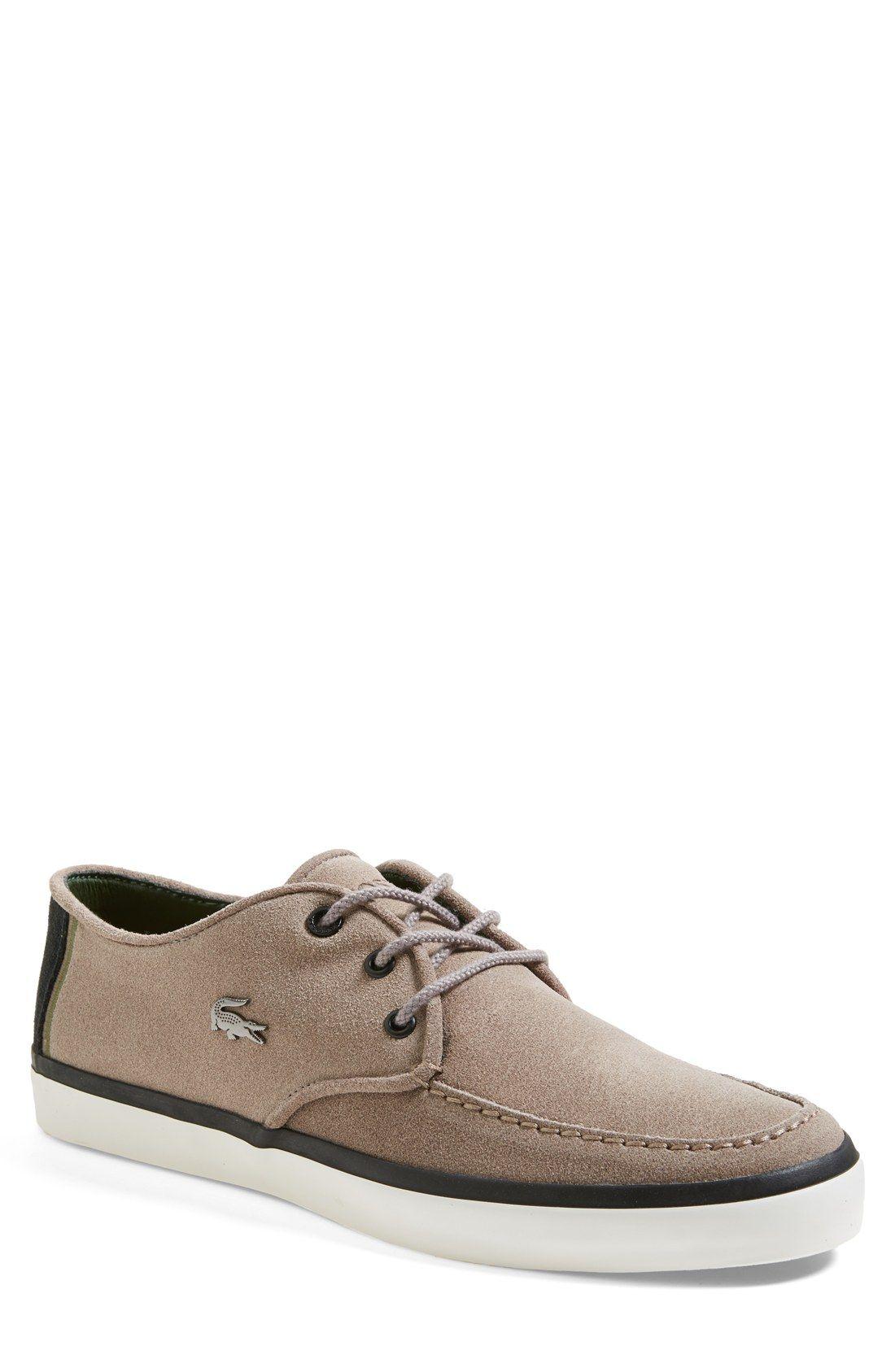 dffd97b3ec9 Lacoste boat shoes. Chaussures Lacoste
