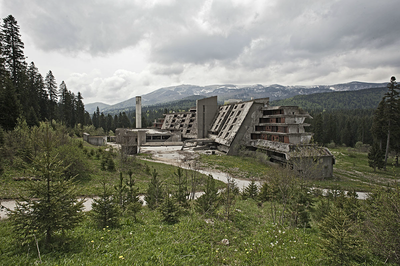 The Eerie Ruins Of 11 Abandoned Hotels Abandoned Hotels Olympic Venues Travel Around The World