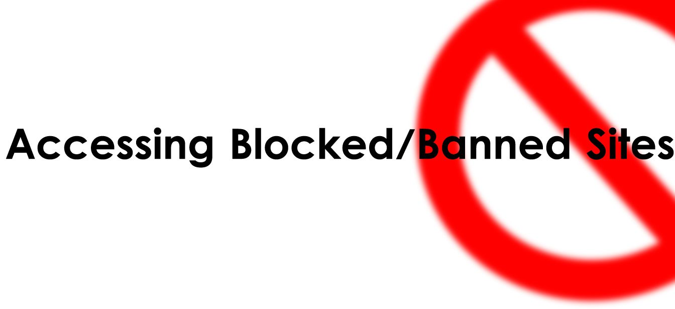 How to access blocked sites hacking guide hacking guide how to access blocked sites hacking guide ccuart Images