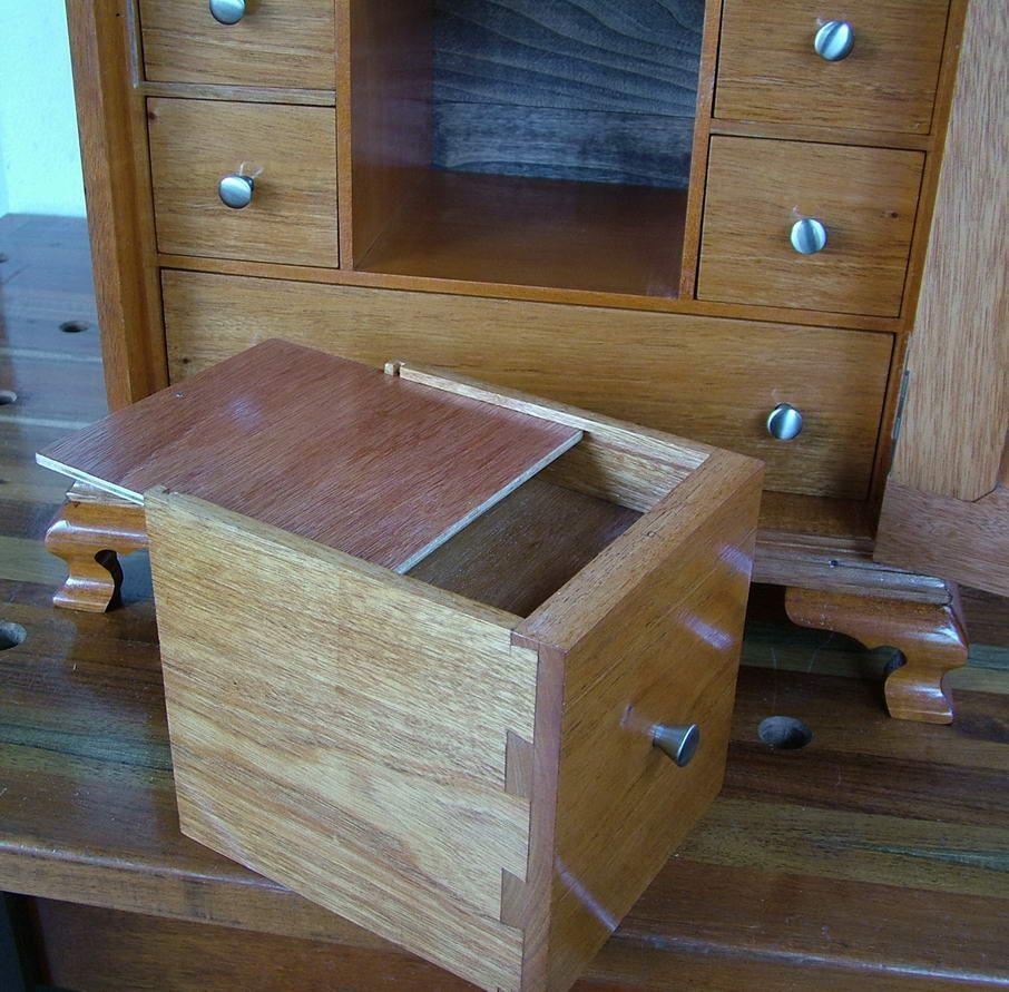 Hidden Compartment Drawer Secret Compartment False