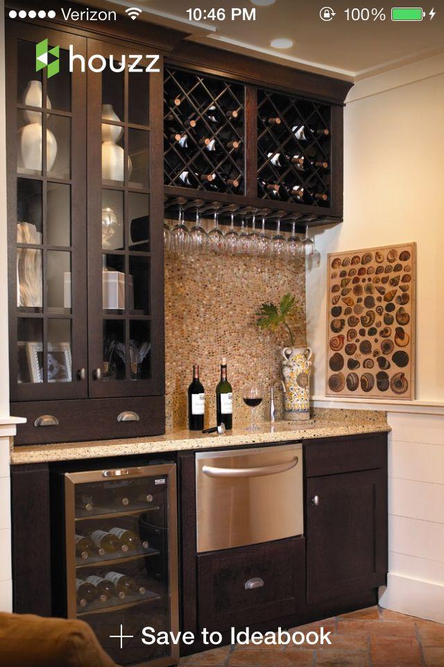 Basement bar idea Home wine bar, Bars for home, Home