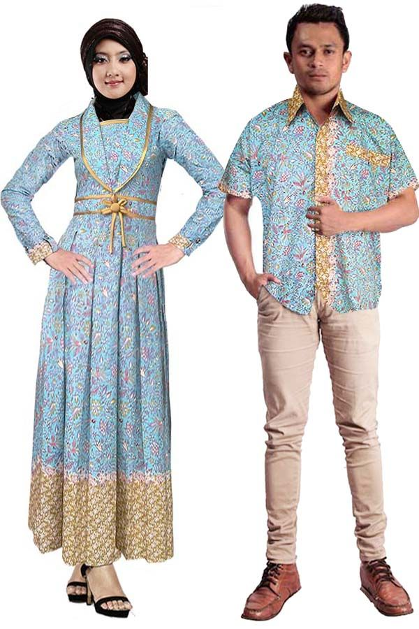 sarimbit gamis madeline  Gamis  Pinterest  Kebaya Couples and