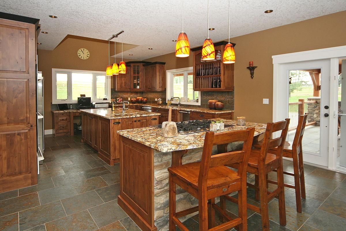 Kitchen Pasadena by JayWest Country Homes www.jaywest.ca   home ...