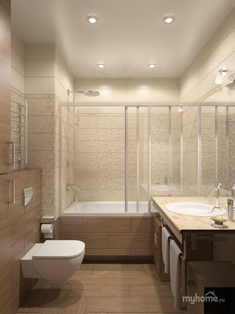 Luxus Badezimmer · Ванная комната. Ванная