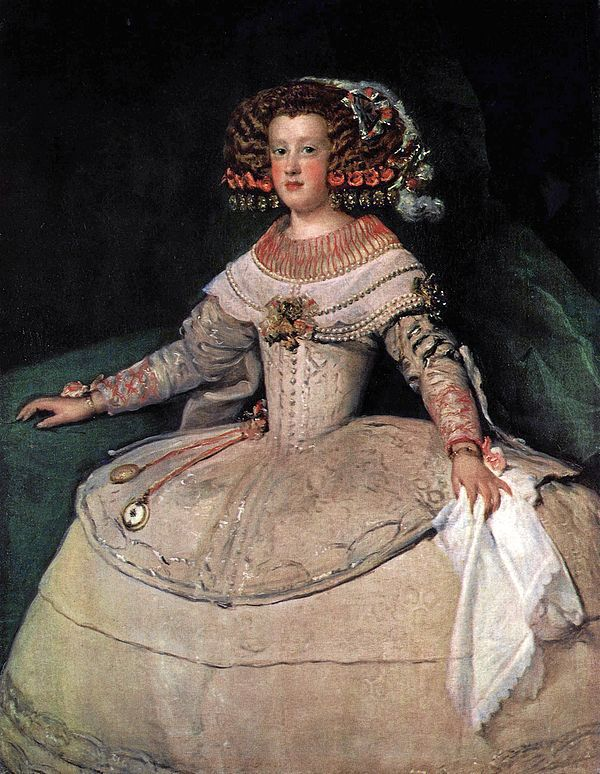María Teresa. 1652-53