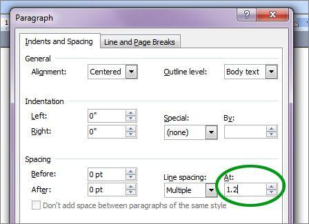 line spacing in Microsoft Word invite Pinterest Microsoft word - program proposal template