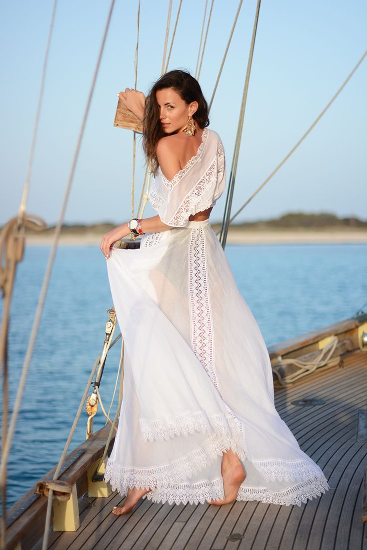 Pin de Deborah Nichols en Fashion-Wearing WHITE.... | Pinterest