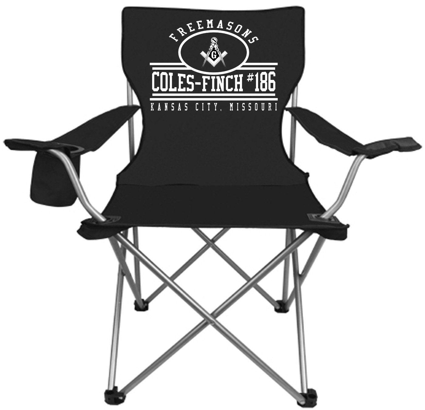 Custom Folding Chair Masonic Lodge By Sherryamourbysherry On Etsy Tailgate Chairs Custom Folding Chairs Folding Chair
