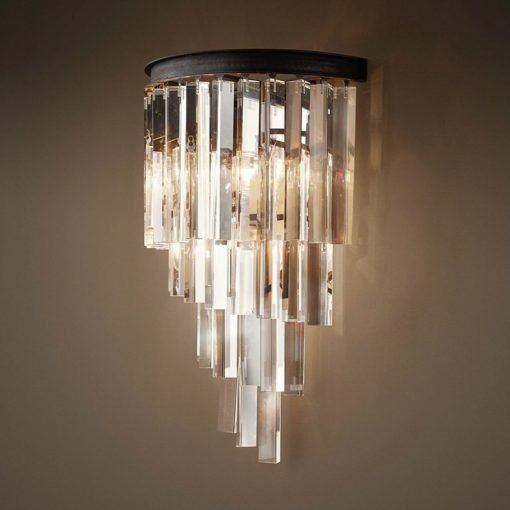 Wl032 Manufactured By Simig Lighting Simig Wall Lamp Shades Wall Lamp Crystal Wall Sconces
