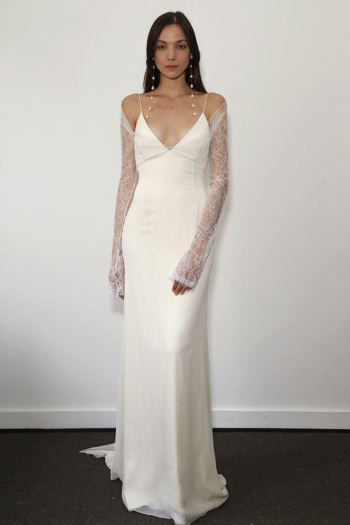 Danielle Frankel Bridal Fall 2018 | Wedding, Wedding dress and Gowns