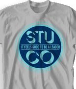 student council shirts | Customize Your Student Council T-Shirts ...