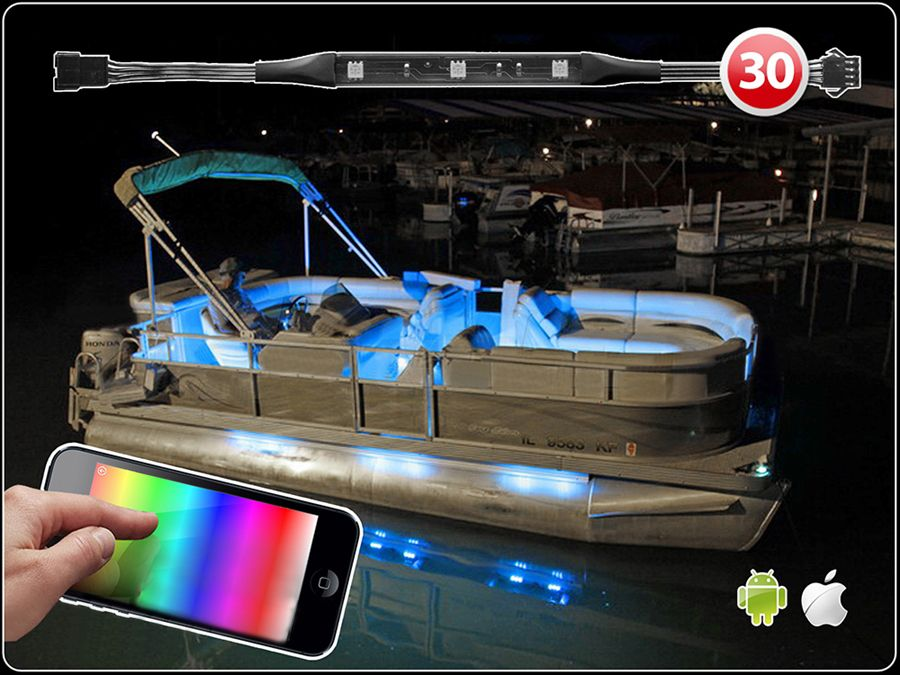 Boat L.E.D. Lights. Led boat lights