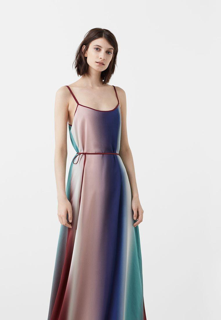 1ec6da4b3d223 Платье Mango - EVA7-A купить за 9 999 руб MA002EWLKG79 в интернет-магазине  Lamoda.ru