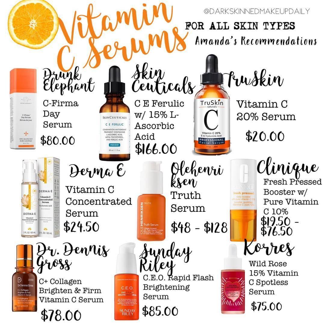(AMANDA) Vitamin C serum Vitamin C is one