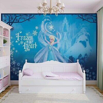 Fototapete Wandtapete Elsa Eiskönigin Disney Kinder