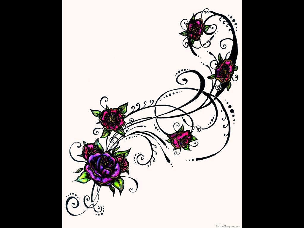 Flower meanings lily - Water Lily Tattoo Designs Water Lily Tattoos Meaning