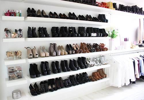 Shoes paradise!